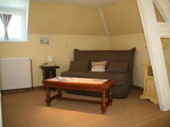 salon chambre Cabourg