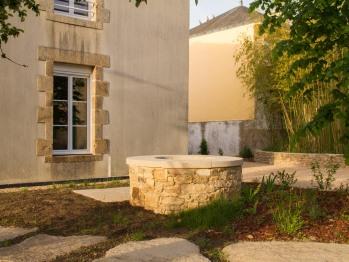 Gîte-Standard-Salle d'eau-Vue sur Jardin - Gîte-Standard-Salle d'eau-Vue sur Jardin