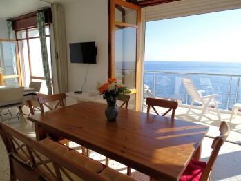 ** Eissero Villa- splendide vue mer- 2 min plage - 13 pers -