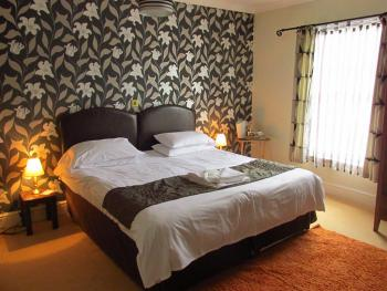 This is a Deluxe Double Room