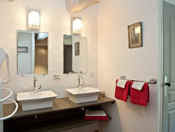 Double-Supérieure-Salle de bain Privée