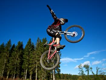 Mountain Biking, Forest of dean