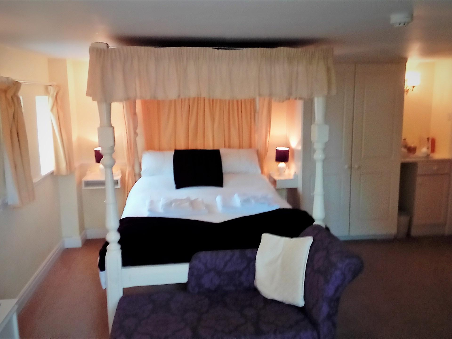 Double room-Deluxe-Ensuite-Ryedale - Base Rate