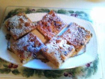 Yummy Apple Baked Pancakes!