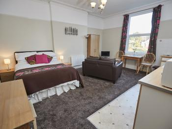 First Floor Studio Apartment – Flat 3