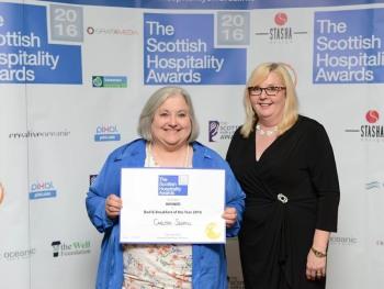 Scottish Hospitality Awards, 2016