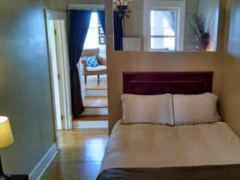 Sunroom Suite Bedroom