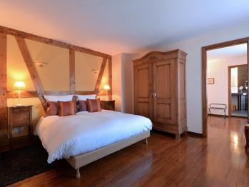Suite Sylvaner chambre lit double