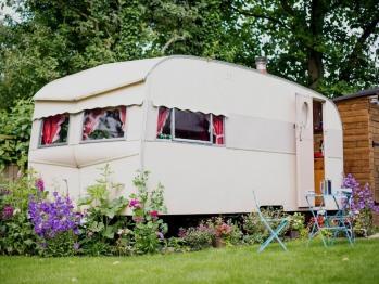 Willow Vintage Caravan