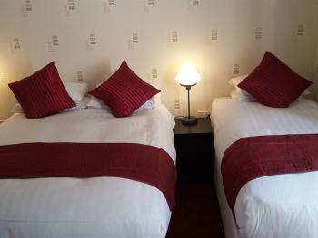 The Garth Hotel - Triple En-suite Room