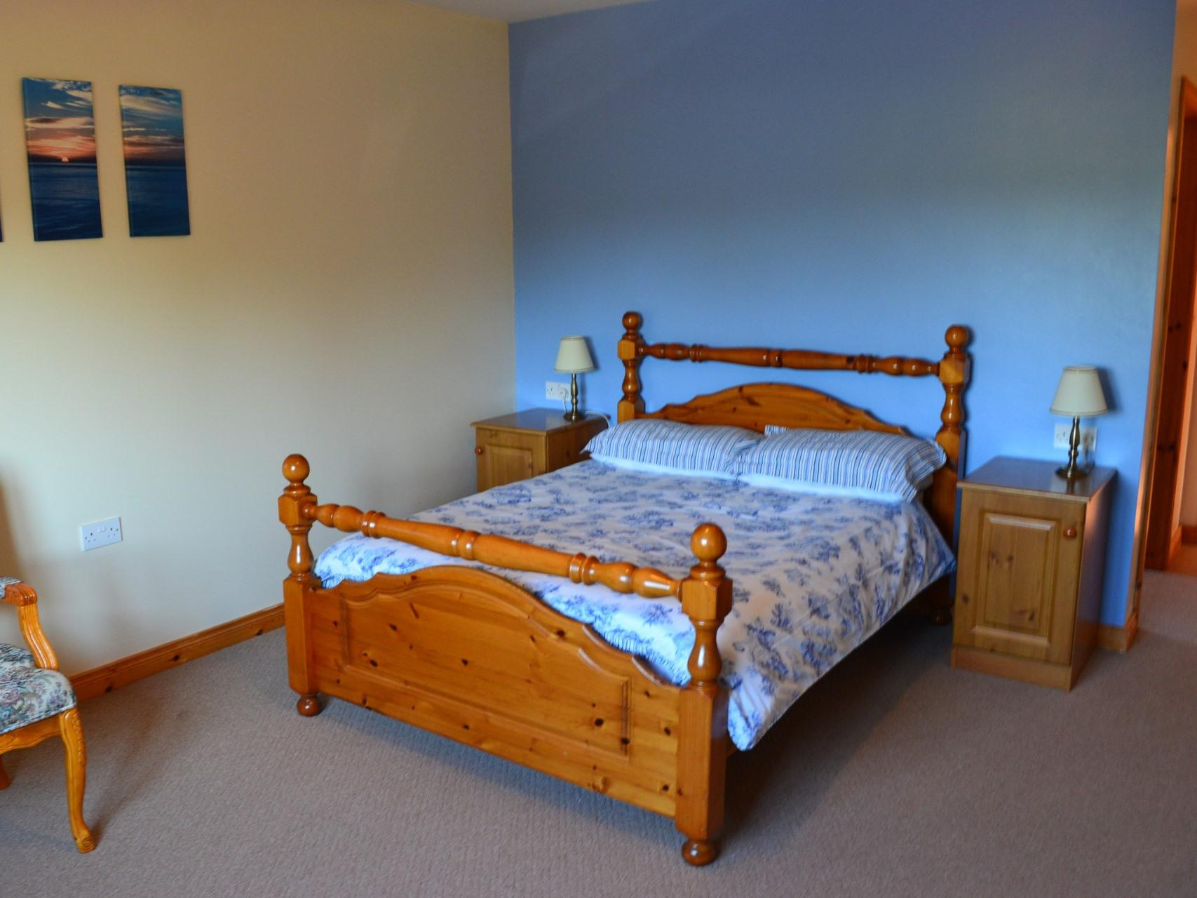 Double room-Ensuite-Mountain View