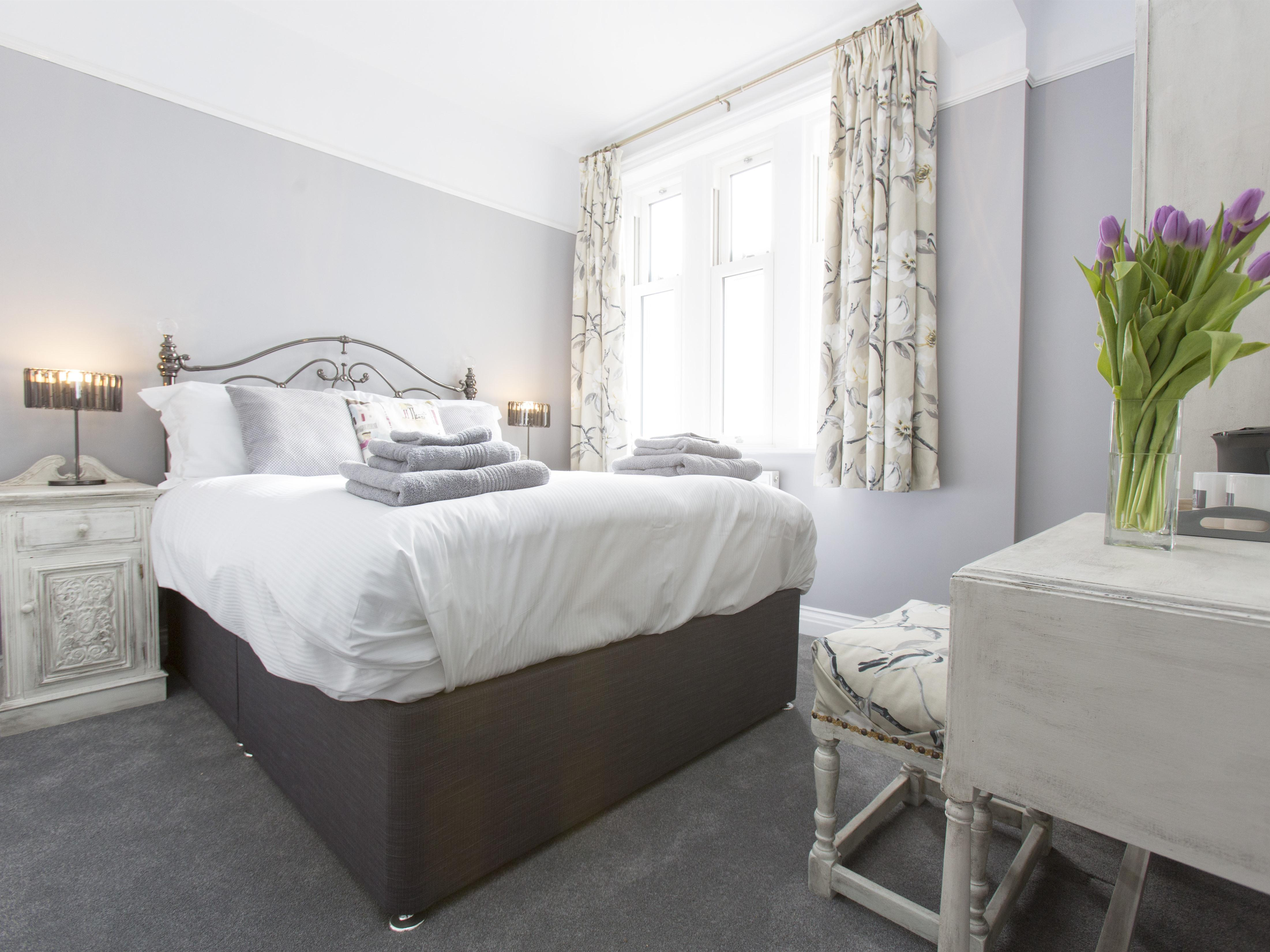 Double room-Ensuite-Sea View - Base Rate