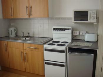 Family room-Ensuite with Shower-Flat 1 - Sleeps 5
