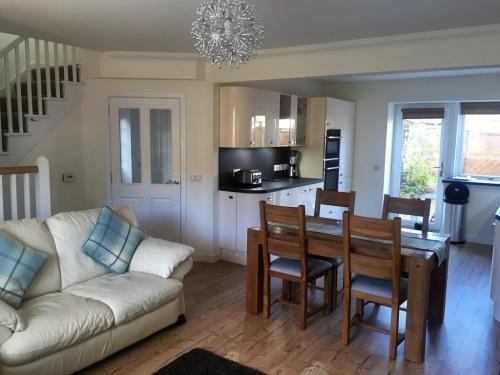 View of open plan Lounge/Kitchen