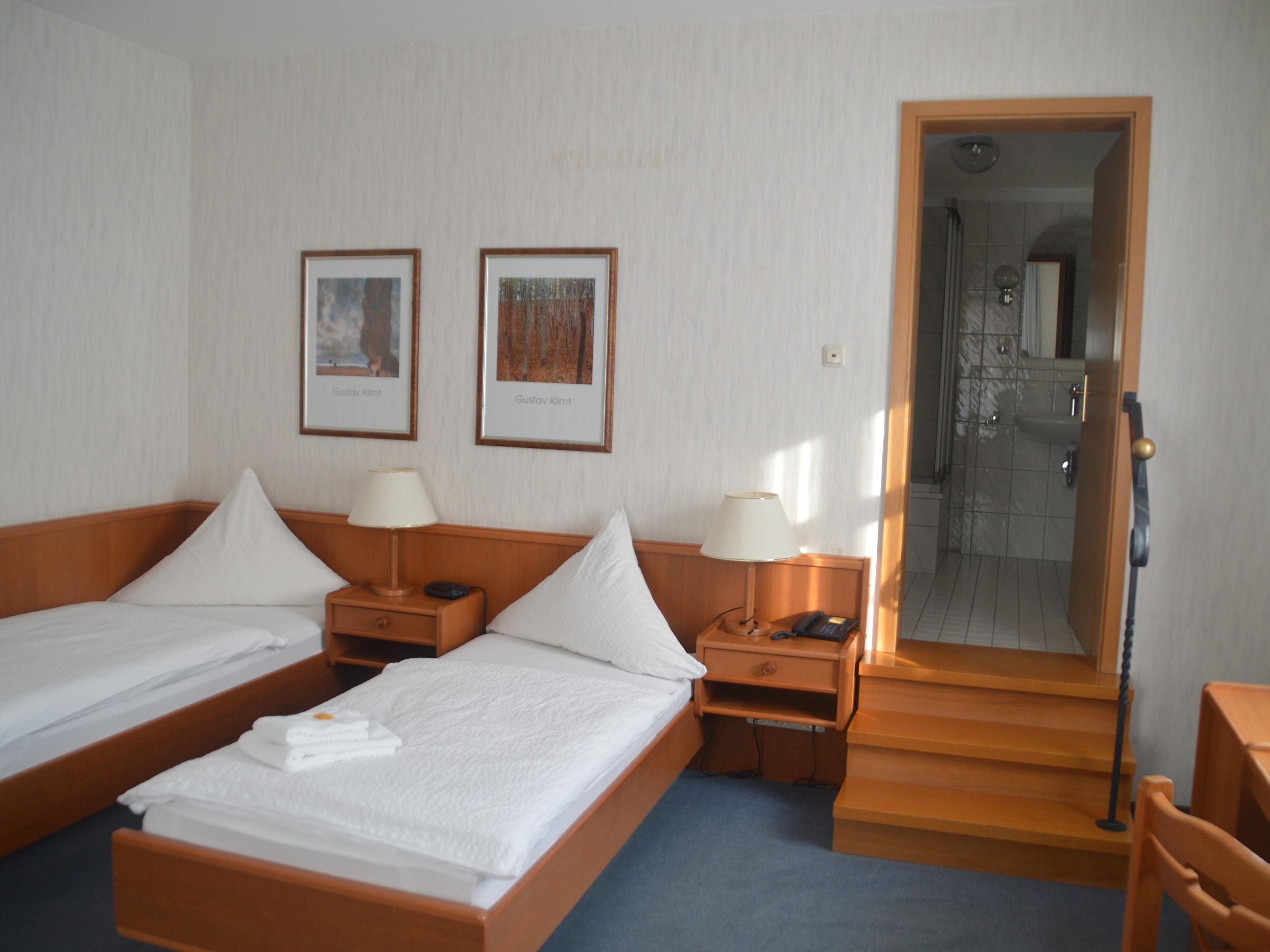 Zweibettzimmer-Standard-Eigenes Badezimmer - Basistarif