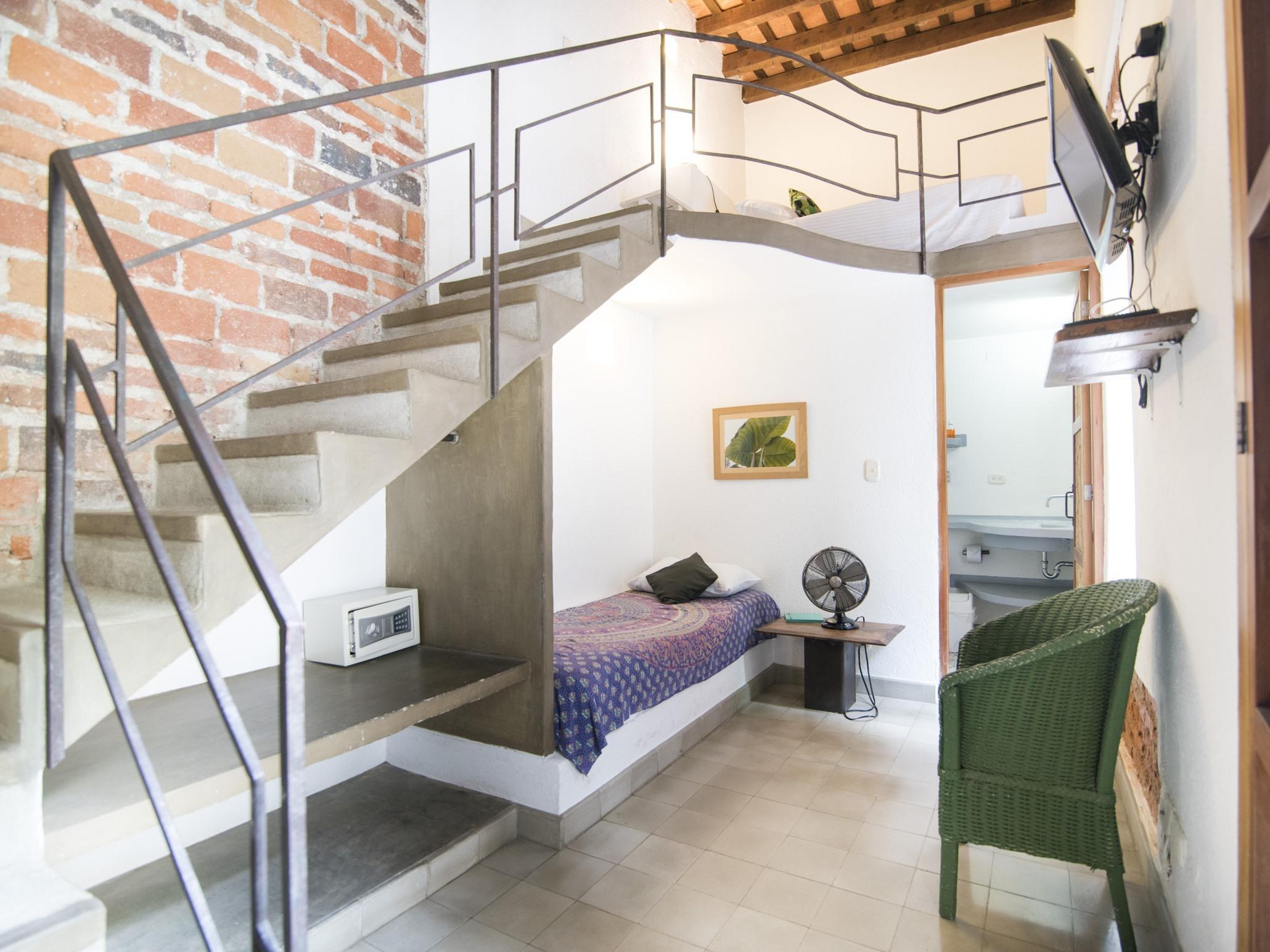 Apartamento-Baño con ducha-Vista al Jardín - Tarif de base