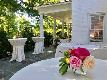 Wedding on the Veranda