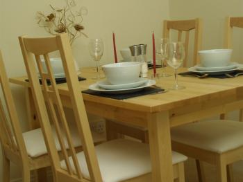 Each cottage is fully fitted out to the last teaspoon. Quiet evenings and candlelit suppers.