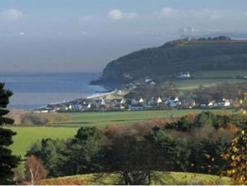 Blue Anchor Bay from Dunster