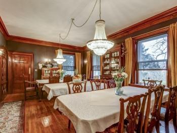 Dining Room/ Buffet/ High Tea Room