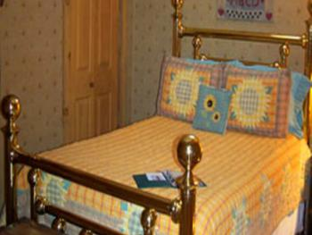 Double room-Ensuite-Deluxe-Sunflower Suite.