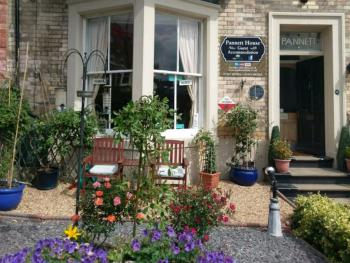 Pannett House Bed and Breakfast - A warm welcome at Pannett House