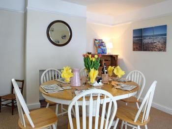 Dining Room at Willow Farm Cottage