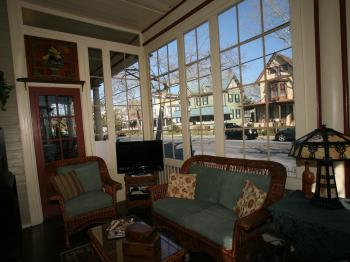 Enclosed Porch Main House