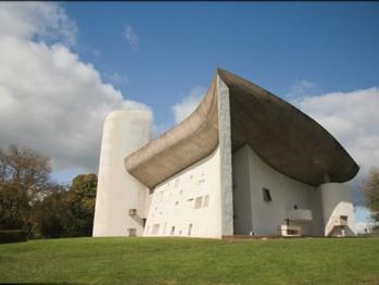 Chapelle de Ronchamp Le Corbusier