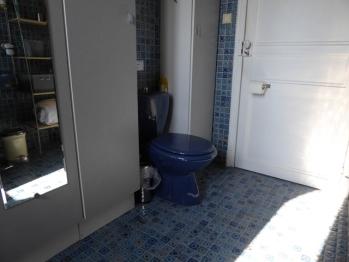 Toilettes rez de chaussée