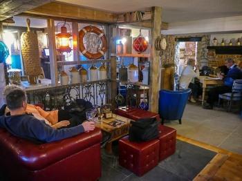 Refurbished Bar Area for 2018