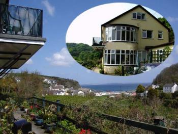 Gallen-Treath Guest House - A view of the bay & Gallen-Treath