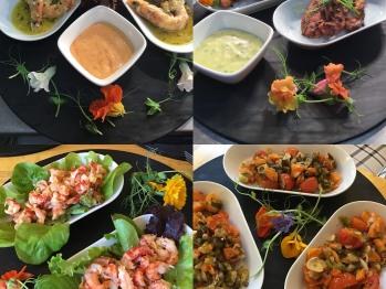 Tasting Bowls menu