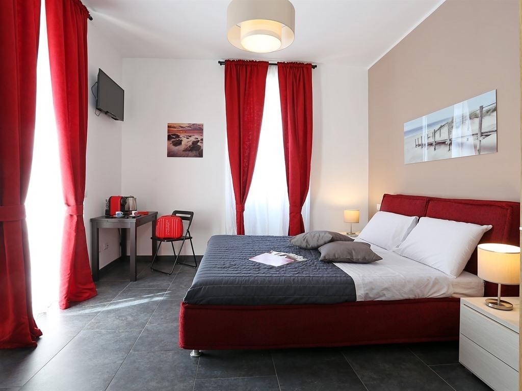 Matrimoniale-Comfort-Bagno in camera con doccia-Terrazza