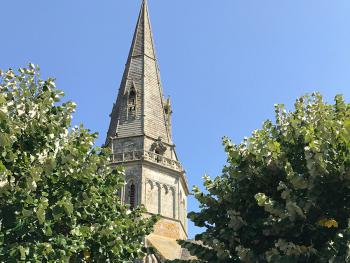 L'église classée 12e siècle