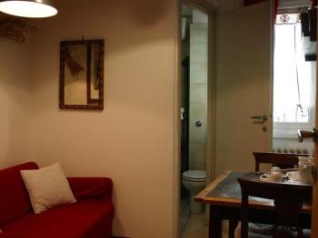 Aventino Studio Superior with private outdoor bathroom