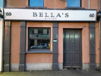 Bella's Bistro & Rooms -
