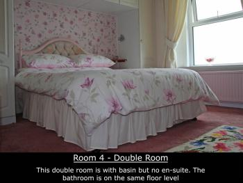 Double room-Standard-Shared Bathroom - Base Rate