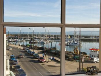 Harbour View from the Lounge