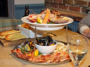 Our Famous Seafood Platter