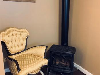 Fire Place, Cottage 2