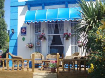 Garway Lodge is easy to find on main route into Torquay