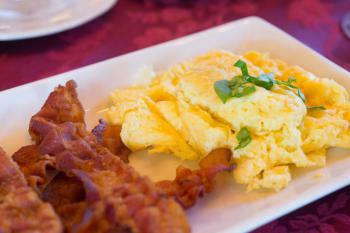 The St. Mary's Inn offers highly acclaimed, gourmet breakfasts, served family style.