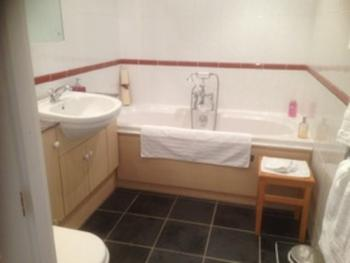 Double room-Deluxe-Ensuite with Bath-Garden View-Pink View