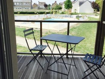Studio-Supérieure-Douche-Balcon-2 personnes
