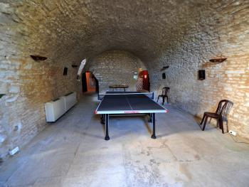 Caves voutées - ping-pong