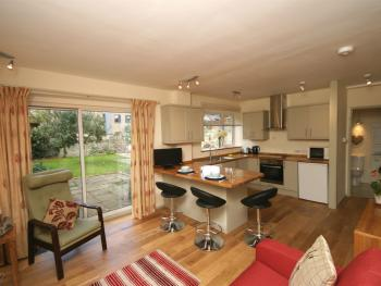 The Old Practice - Large open plan living & kitchen area