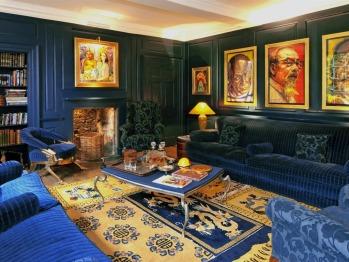 Sitting Room at Oak House No.1
