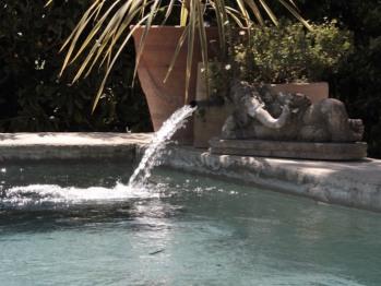 Murmure de la fontaine
