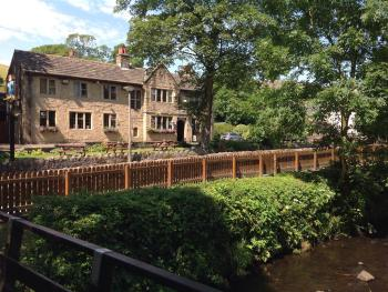 The Pendle Inn - Beautiful Stream